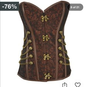 Other - Wondrous Steampunk Bustier Small